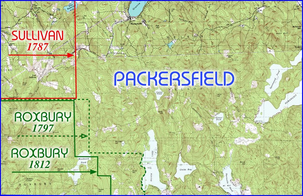 Thanks to Dave Birchenough for the map work.